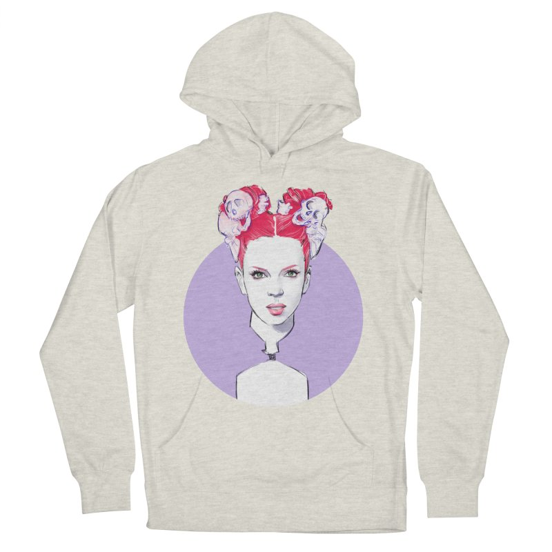 Queer Men's French Terry Pullover Hoody by Ego Rodriguez