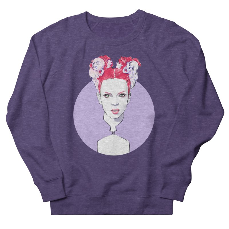 Queer Men's French Terry Sweatshirt by Ego Rodriguez