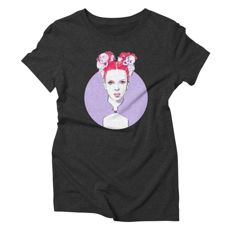 Queer Women's Triblend T-Shirt by Ego Rodriguez
