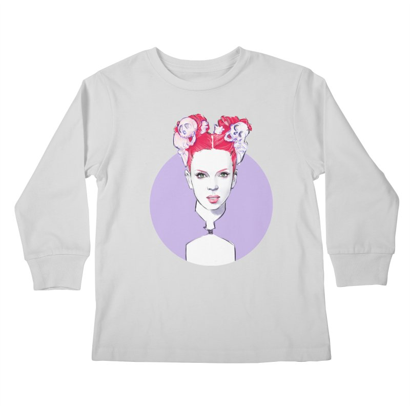 Queer Kids Longsleeve T-Shirt by Ego Rodriguez