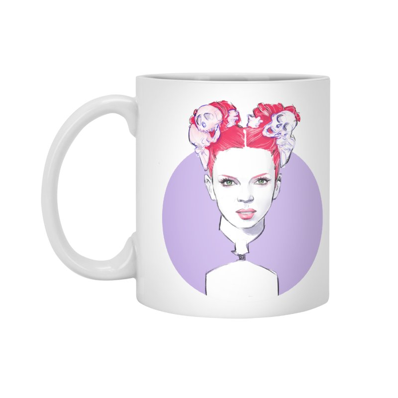 Queer Accessories Standard Mug by Ego Rodriguez