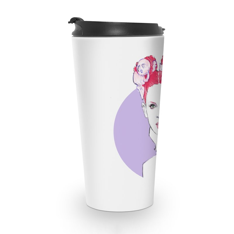 Queer Accessories Travel Mug by Ego Rodriguez