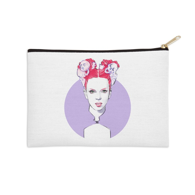 Queer Accessories Zip Pouch by Ego Rodriguez