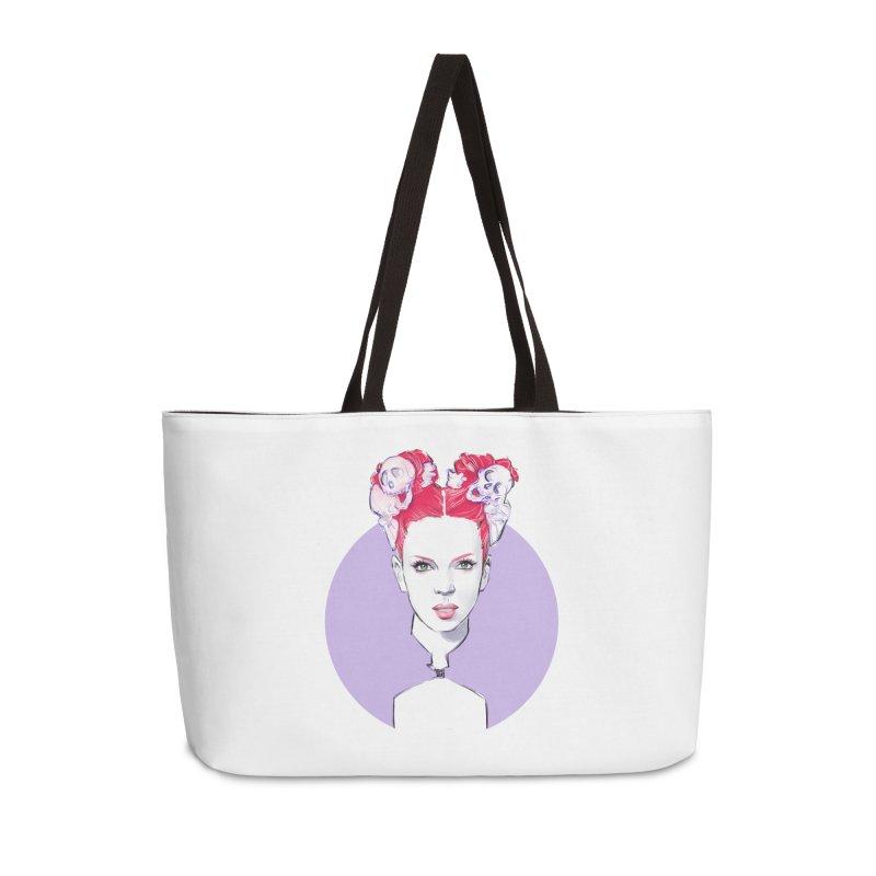 Queer Accessories Weekender Bag Bag by Ego Rodriguez