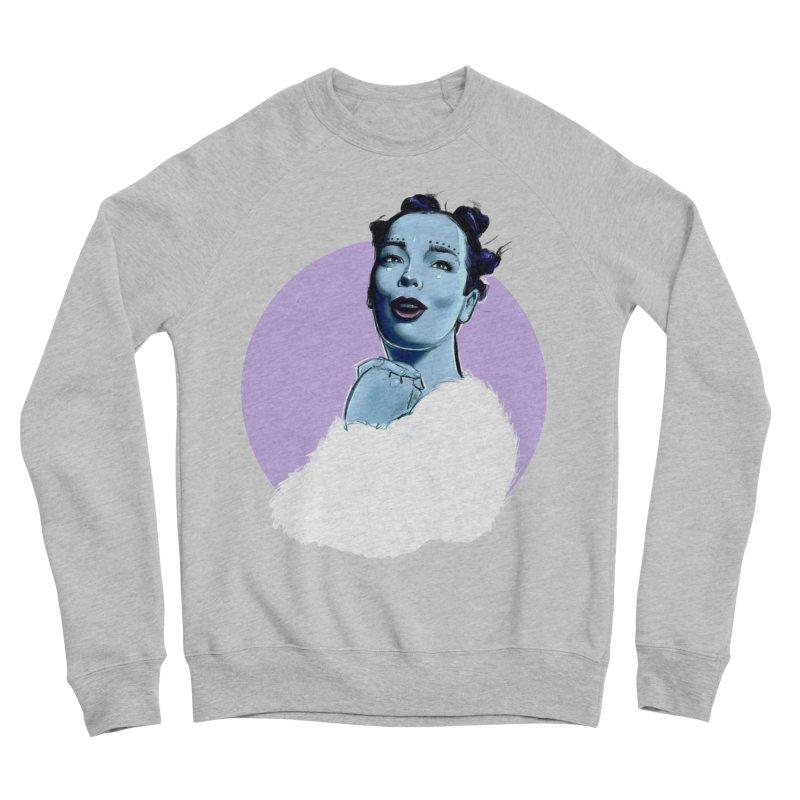 Violently Happy Women's Sponge Fleece Sweatshirt by Ego Rodriguez