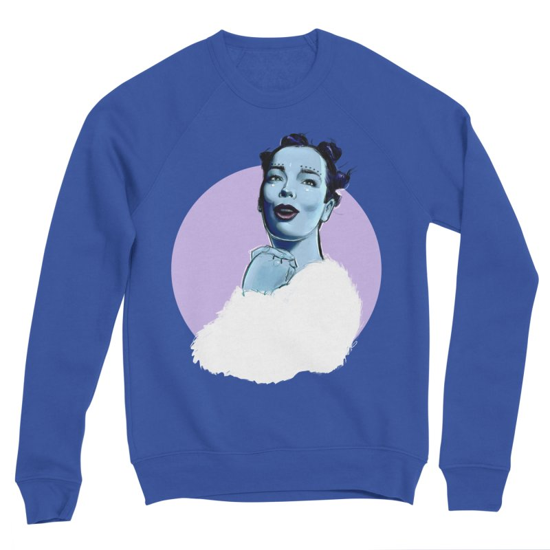 Violently Happy Men's Sweatshirt by Ego Rodriguez