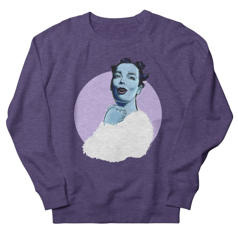 Violently Happy Men's French Terry Sweatshirt by Ego Rodriguez