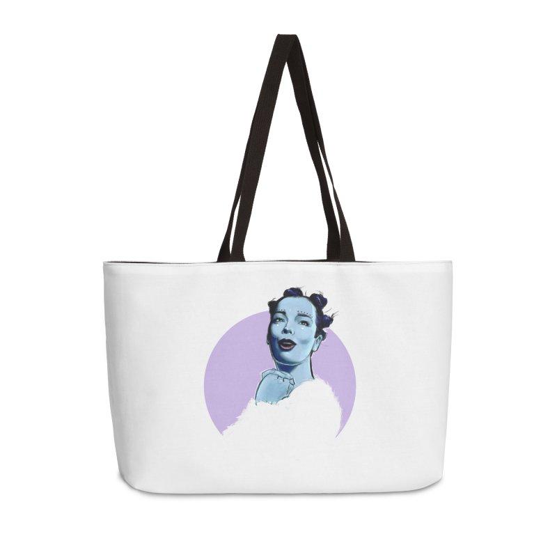 Violently Happy Accessories Weekender Bag Bag by Ego Rodriguez