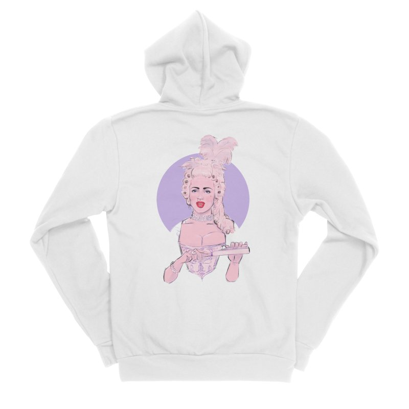 Strike a pose Women's Zip-Up Hoody by Ego Rodriguez