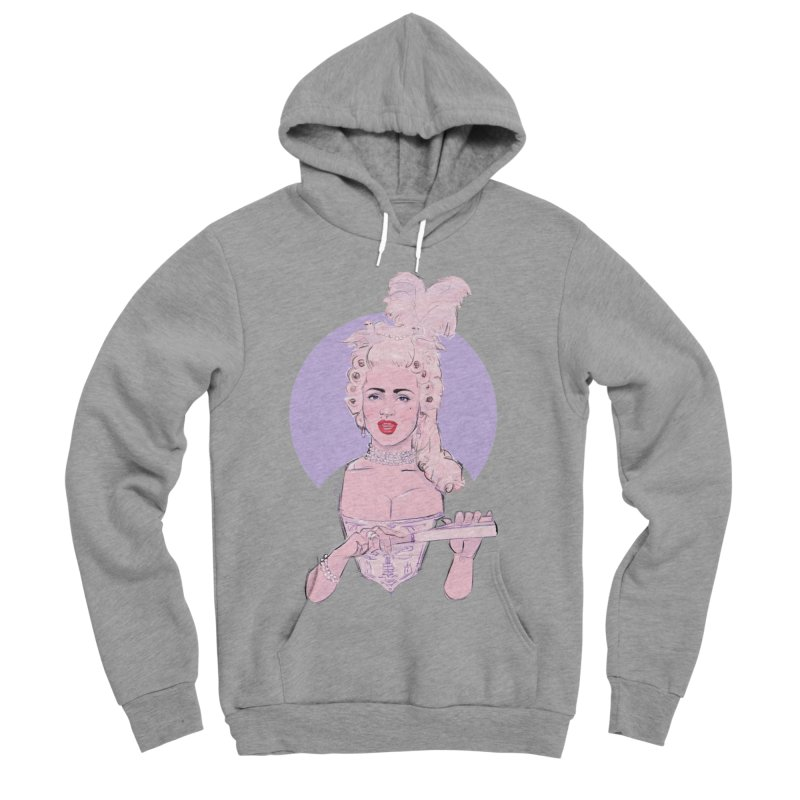 Strike a pose Women's Sponge Fleece Pullover Hoody by Ego Rodriguez
