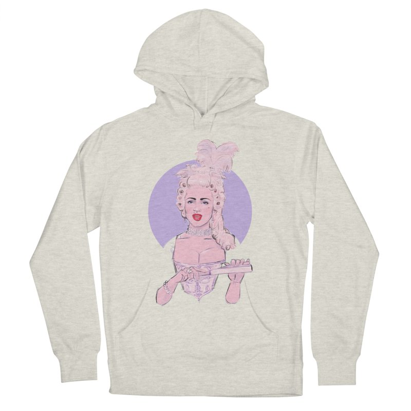 Strike a pose Women's French Terry Pullover Hoody by Ego Rodriguez