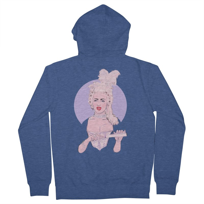 Strike a pose Women's French Terry Zip-Up Hoody by Ego Rodriguez