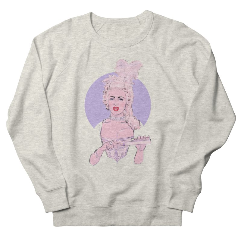 Strike a pose Women's French Terry Sweatshirt by Ego Rodriguez