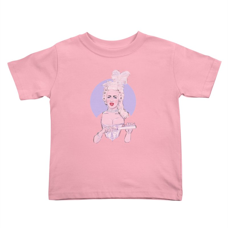 Strike a pose Kids Toddler T-Shirt by Ego Rodriguez