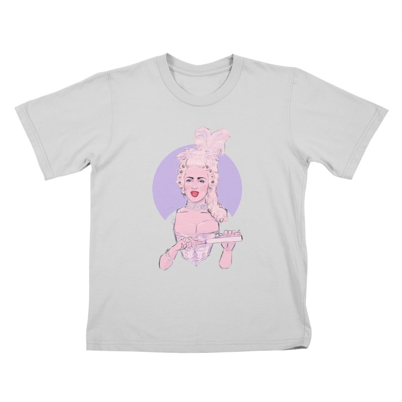 Strike a pose Kids T-Shirt by Ego Rodriguez