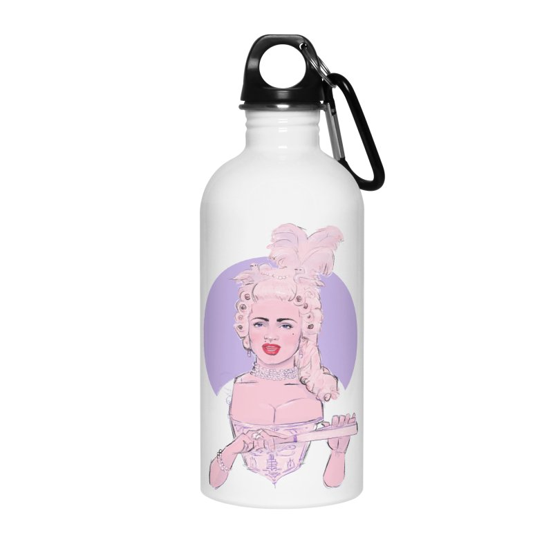 Strike a pose Accessories Water Bottle by Ego Rodriguez