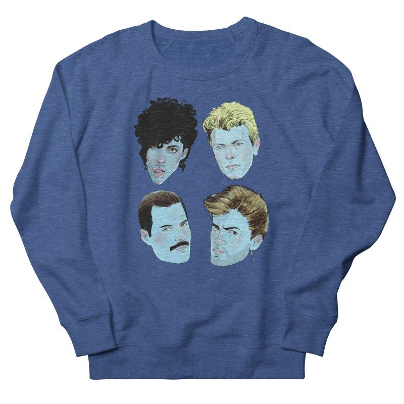 Legendary Men's Sweatshirt by Ego Rodriguez