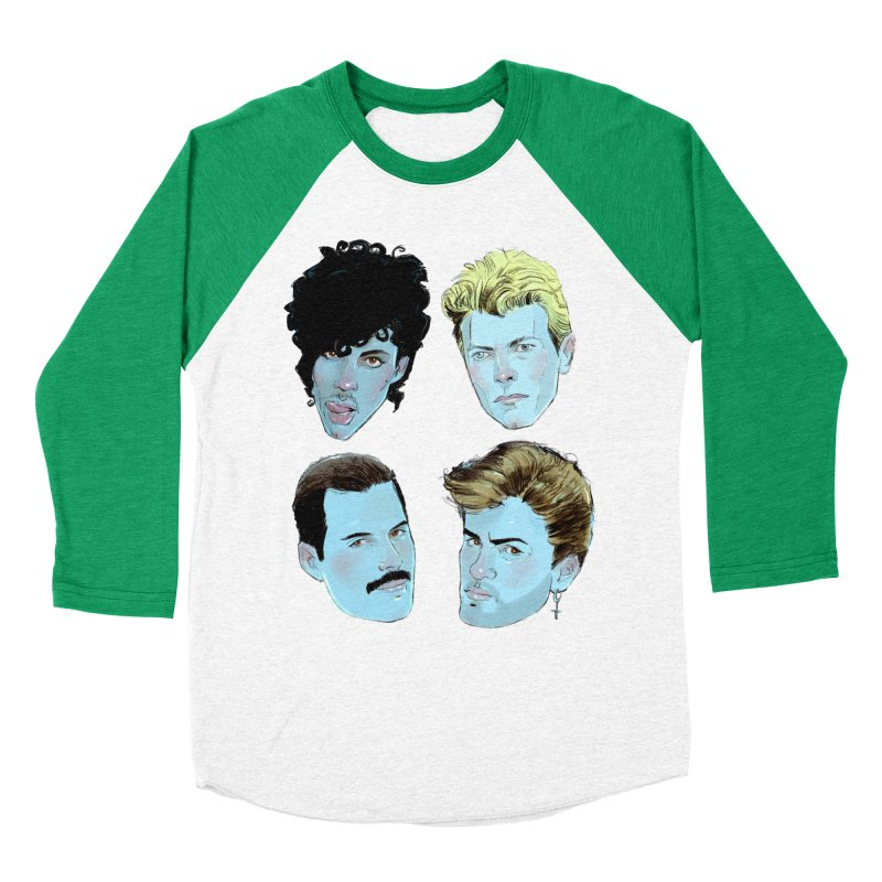 Legendary Men's Longsleeve T-Shirt by Ego Rodriguez