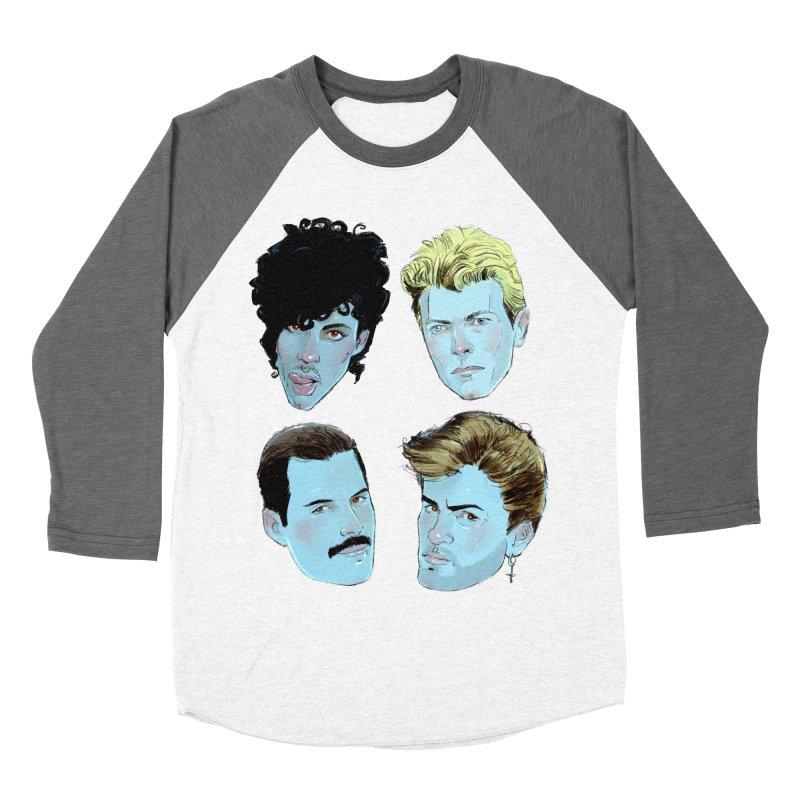 Legendary Women's Longsleeve T-Shirt by Ego Rodriguez