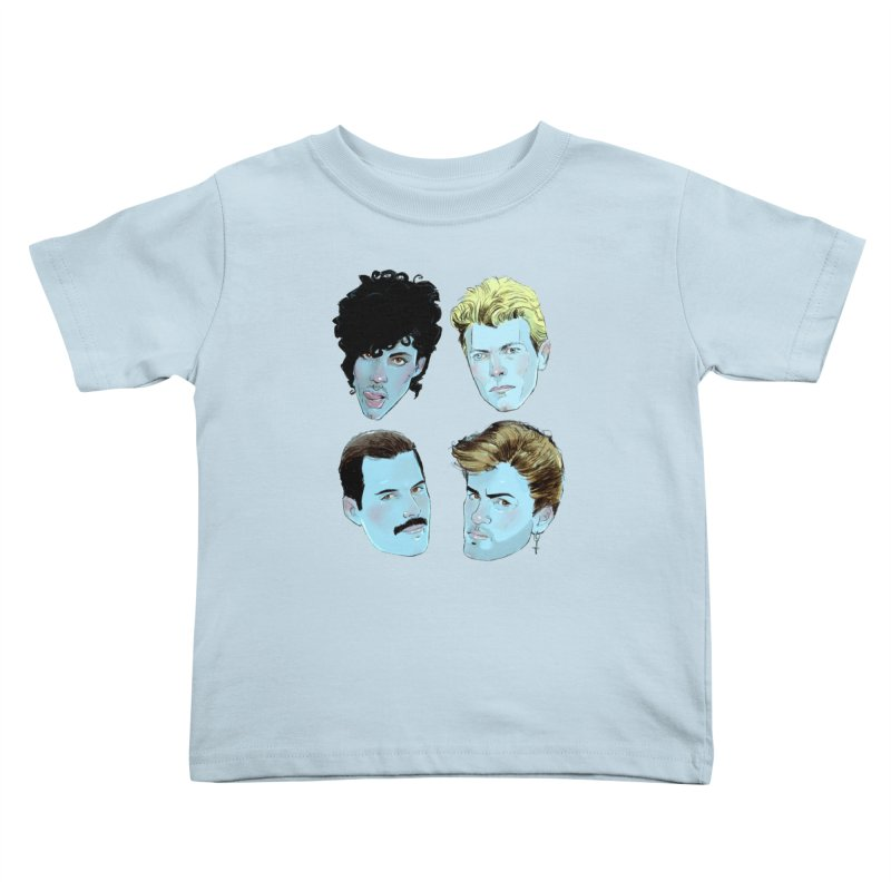 Legendary Kids Toddler T-Shirt by Ego Rodriguez