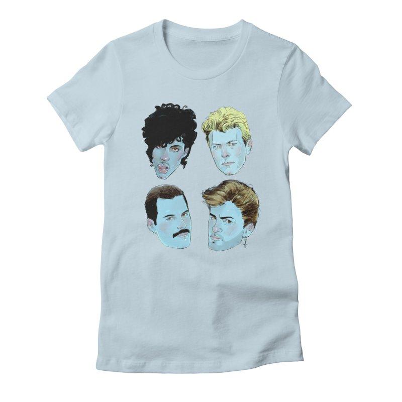 Legendary Women's T-Shirt by Ego Rodriguez