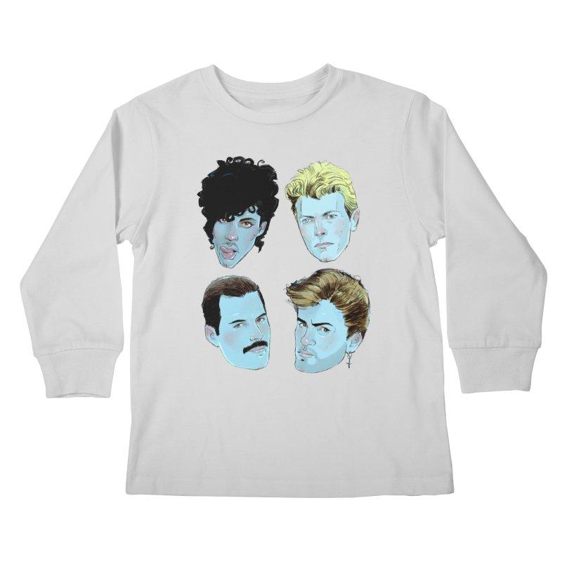 Legendary Kids Longsleeve T-Shirt by Ego Rodriguez