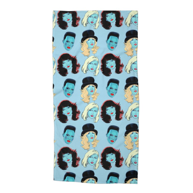 Iconic Accessories Beach Towel by Ego Rodriguez