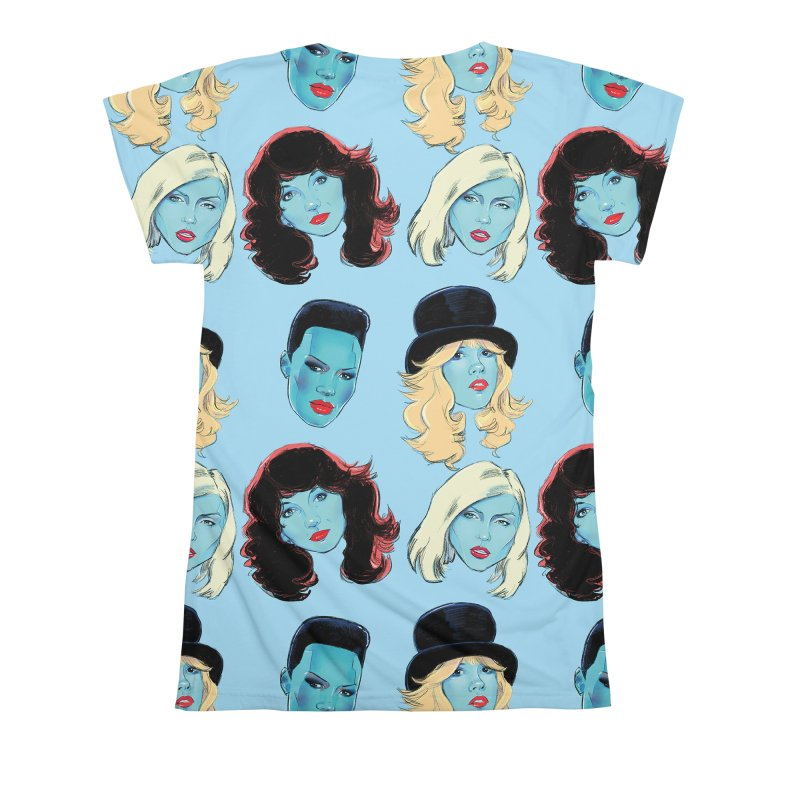 Iconic Women's All Over Print by Ego Rodriguez