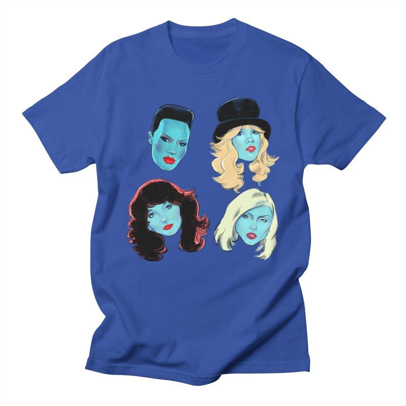 Iconic Women's Regular Unisex T-Shirt by Ego Rodriguez