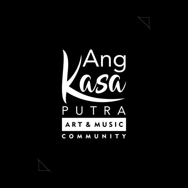 ANGKASA PUTRA ART & MUSIC COMMUNITY Accessories Zip Pouch by EHELPENT