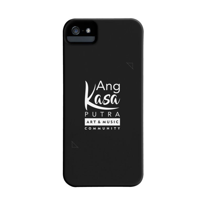 ANGKASA PUTRA ART & MUSIC COMMUNITY Accessories Phone Case by EHELPENT