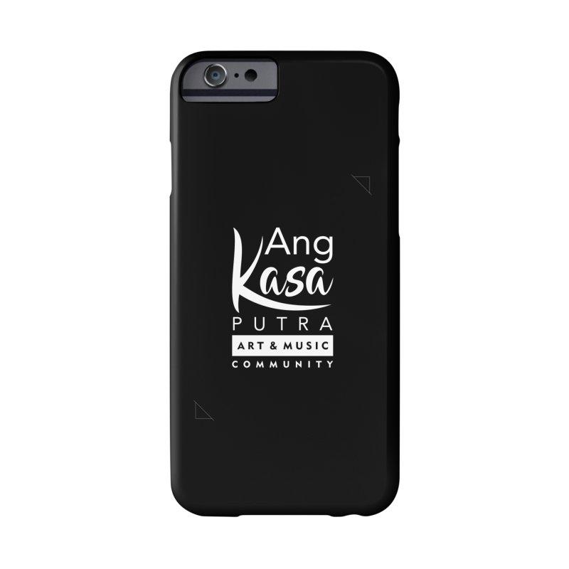 ANGKASA PUTRA ART & MUSIC COMMUNITY Accessories Phone Case by EHELPENT