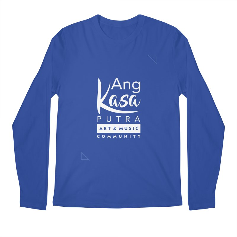 ANGKASA PUTRA ART & MUSIC COMMUNITY Men's Longsleeve T-Shirt by EHELPENT
