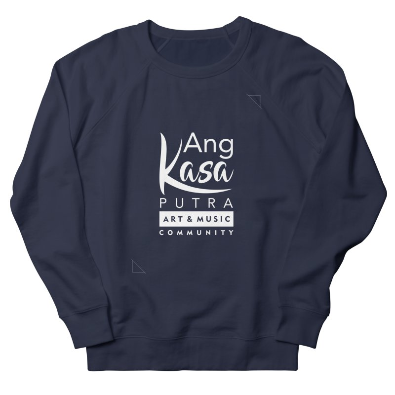 ANGKASA PUTRA ART & MUSIC COMMUNITY Men's French Terry Sweatshirt by EHELPENT