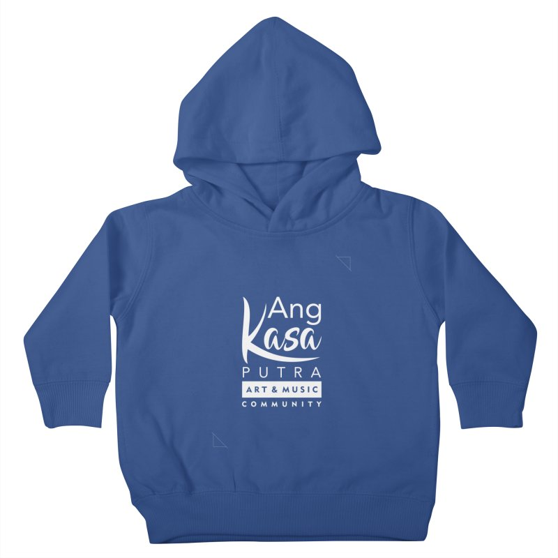 ANGKASA PUTRA ART & MUSIC COMMUNITY Kids Toddler Pullover Hoody by EHELPENT