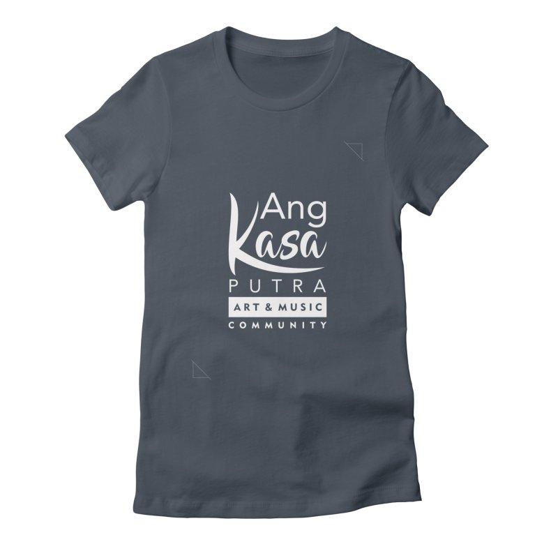 ANGKASA PUTRA ART & MUSIC COMMUNITY Women's T-Shirt by EHELPENT