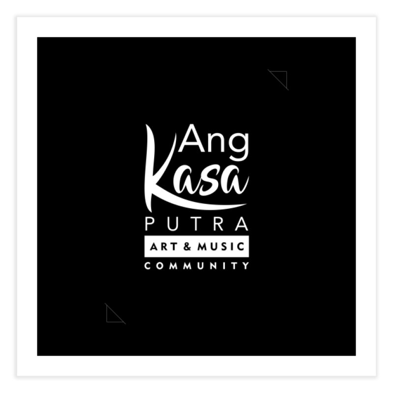 ANGKASA PUTRA ART & MUSIC COMMUNITY Home Fine Art Print by EHELPENT