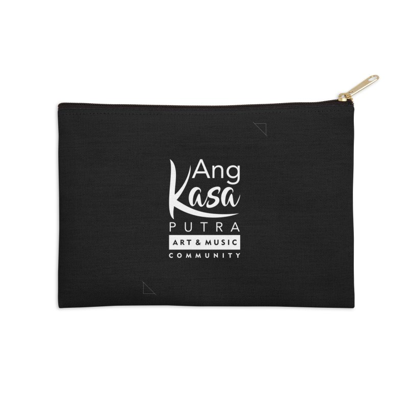 ANGKASA PUTRA ART & MUSIC COMMUNITY in Zip Pouch by EHELPENT