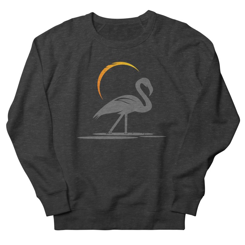 EPIC FLAMINGO Women's Sweatshirt by EHELPENT