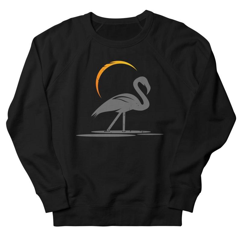EPIC FLAMINGO Men's Sweatshirt by EHELPENT