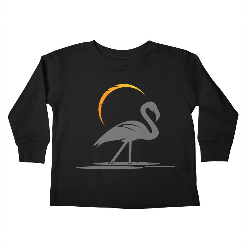 SO DO NOT THINK THAT PROBABLY WE ARE DESIGNED TO BE ALONE Kids Toddler Longsleeve T-Shirt by EHELPENT