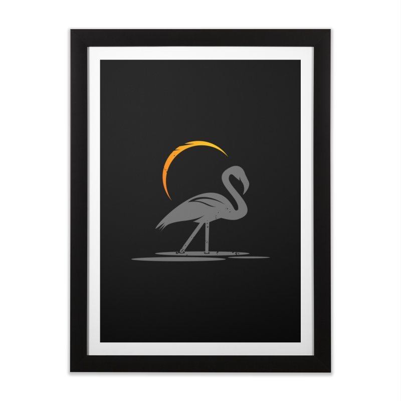 SO DO NOT THINK THAT PROBABLY WE ARE DESIGNED TO BE ALONE Home Framed Fine Art Print by EHELPENT