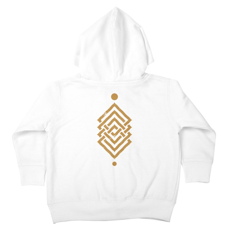 OUTSIDE THE LINK Kids Toddler Zip-Up Hoody by EHELPENT