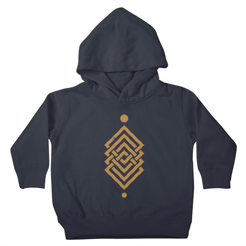 OUTSIDE THE LINK Kids Toddler Pullover Hoody by EHELPENT