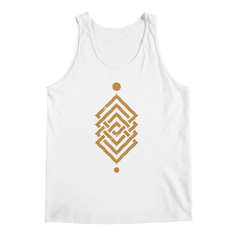 OUTSIDE THE LINK Men's Tank by EHELPENT