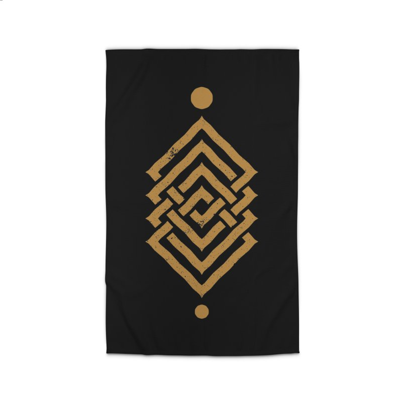 OUTSIDE THE LINK Home Rug by EHELPENT