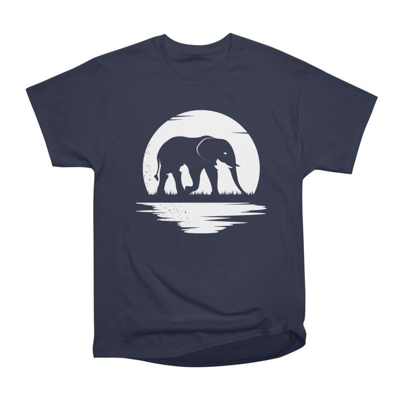 THE HIDDEN WILD SIDE (WHITE) Men's Classic T-Shirt by EHELPENT