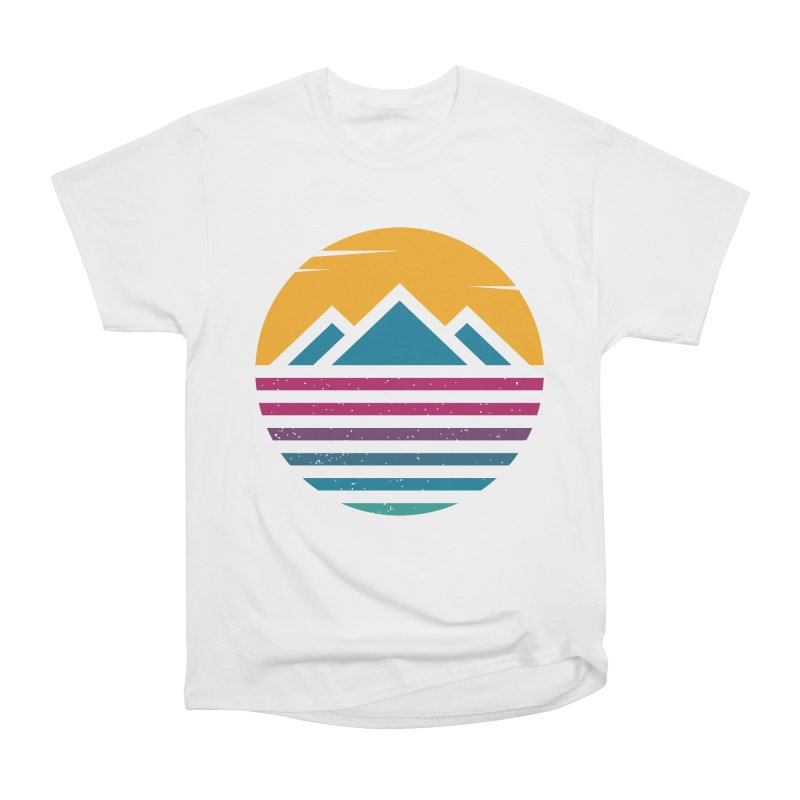 THE SILENT SUNRISE Men's Classic T-Shirt by EHELPENT