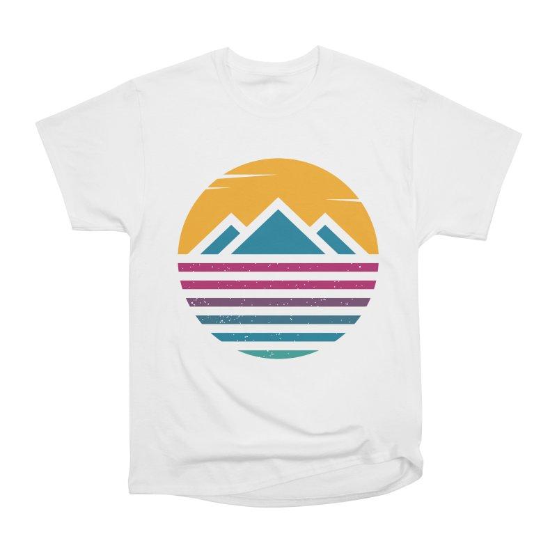 THE SILENT SUNRISE Women's Classic Unisex T-Shirt by EHELPENT