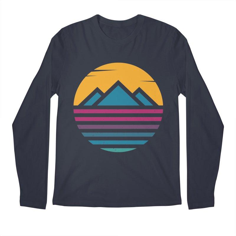 THE SILENT SUNRISE Men's Longsleeve T-Shirt by EHELPENT